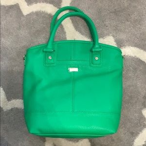Thirty one green Paris Montreal purse